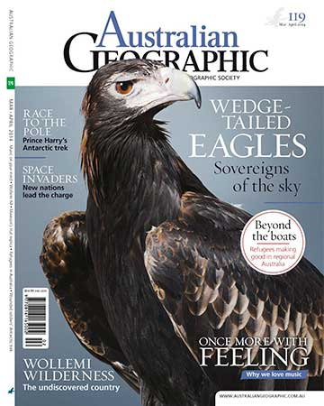 Australian Geographic, Mar/Apr 2014