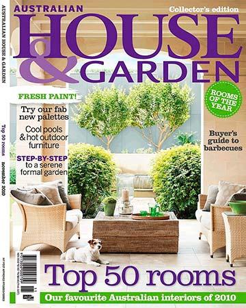 House & Garden, Nov 2010