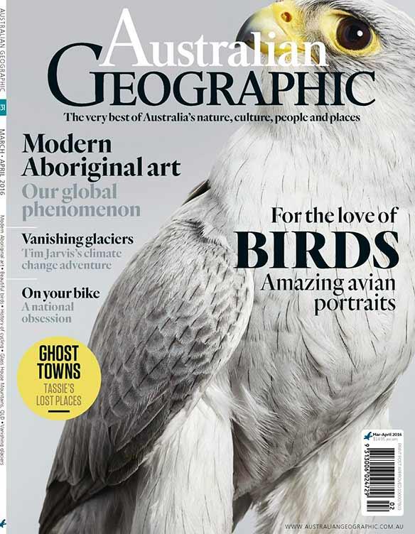 Australian Geographic, Mar 2016