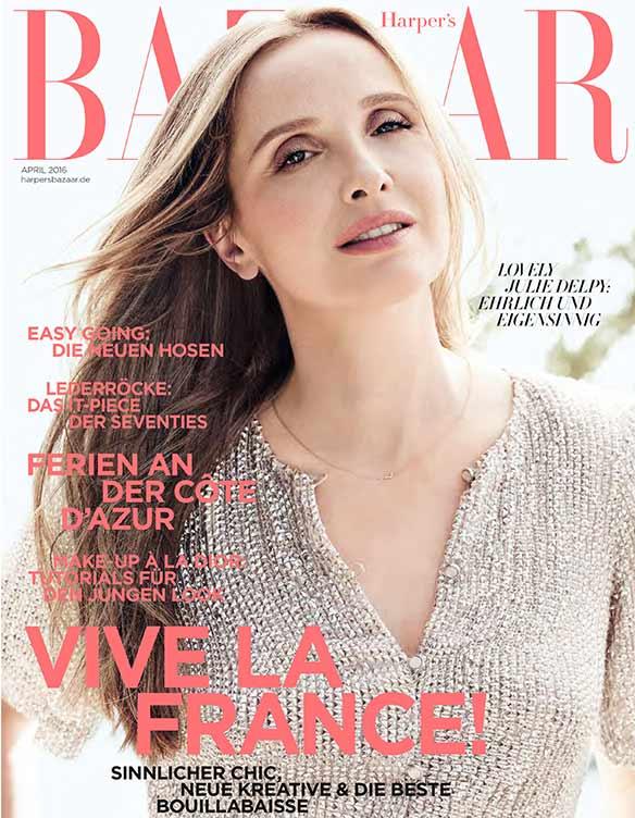 Harper's Bazaar, Apr 2016