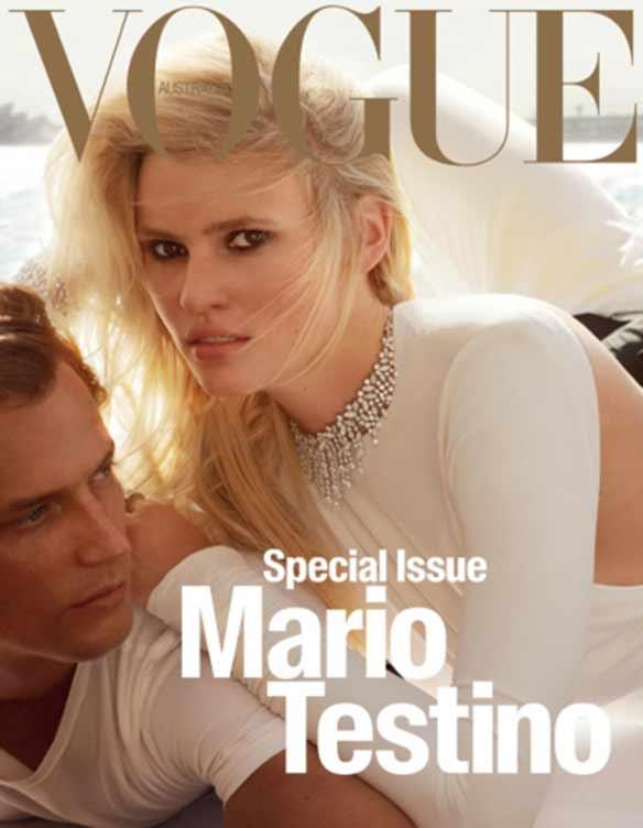 Vogue Australia, Apr 2016