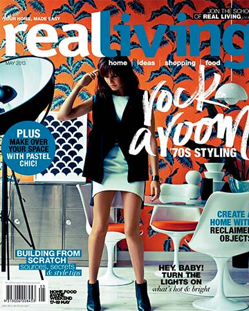 Real Living, May 2013