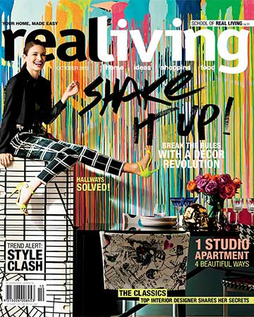 Real Living, Oct 2013