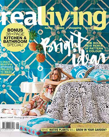 Real Living, Sept 2014