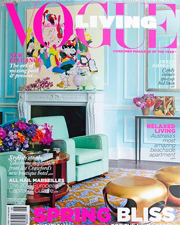 Vogue Living, Nov/Dec 2012