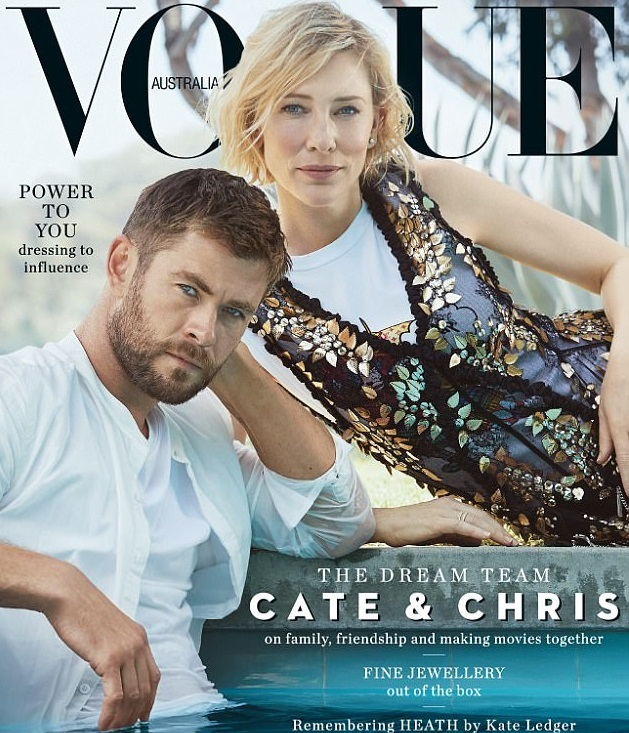 Vogue Australia, Nov 2017