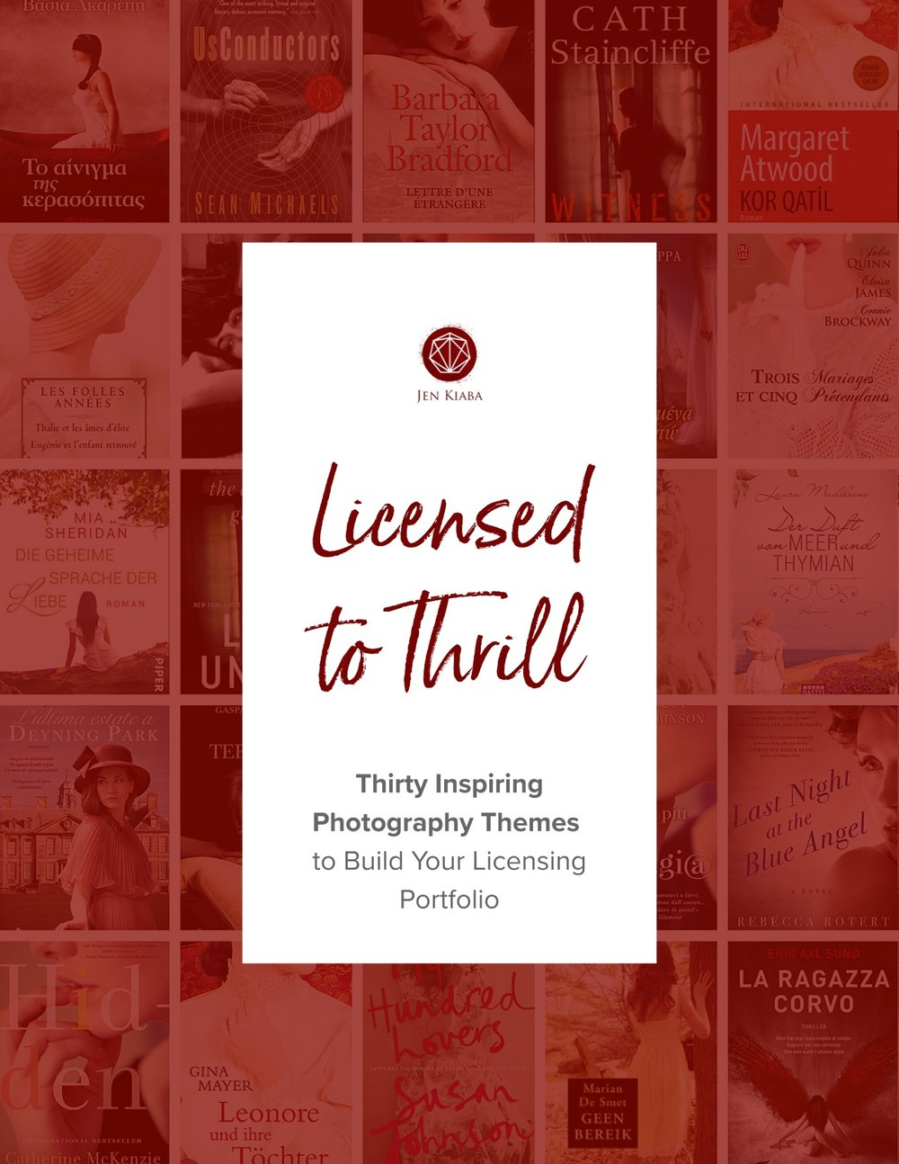 Licensed to Thrill - Thirty Inspiring Photography Themes to Help Build Your Photography Licensing Portfolio