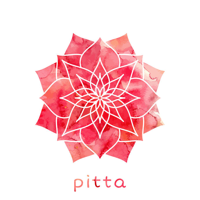 Pitta:Fire & Water - * Tendency to Hot, Wet, and Light Qualities* More Physically Active than the Other Doshas* KEYWORD IS FOCUS – Eagle Archetype* Pitta Type are intense people with strong desires and appetites* Needs 3 Regular, Balanced Meals a Day