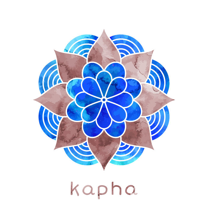 KAPHA:Earth & Water - * Tendency to Cold, Wet and Heavy qualities* Anabolic Type which Builds and Stabilizes the Physical Body. Ample, Stocky or Round Bodytype* The Strongest, Most Stable Constitution; Grounded and Earthy, with Potential for Great LongevityKEYWORD is NOURISH: Is Flowing, Easy- Going* Can Thrive on Two Meals a Day