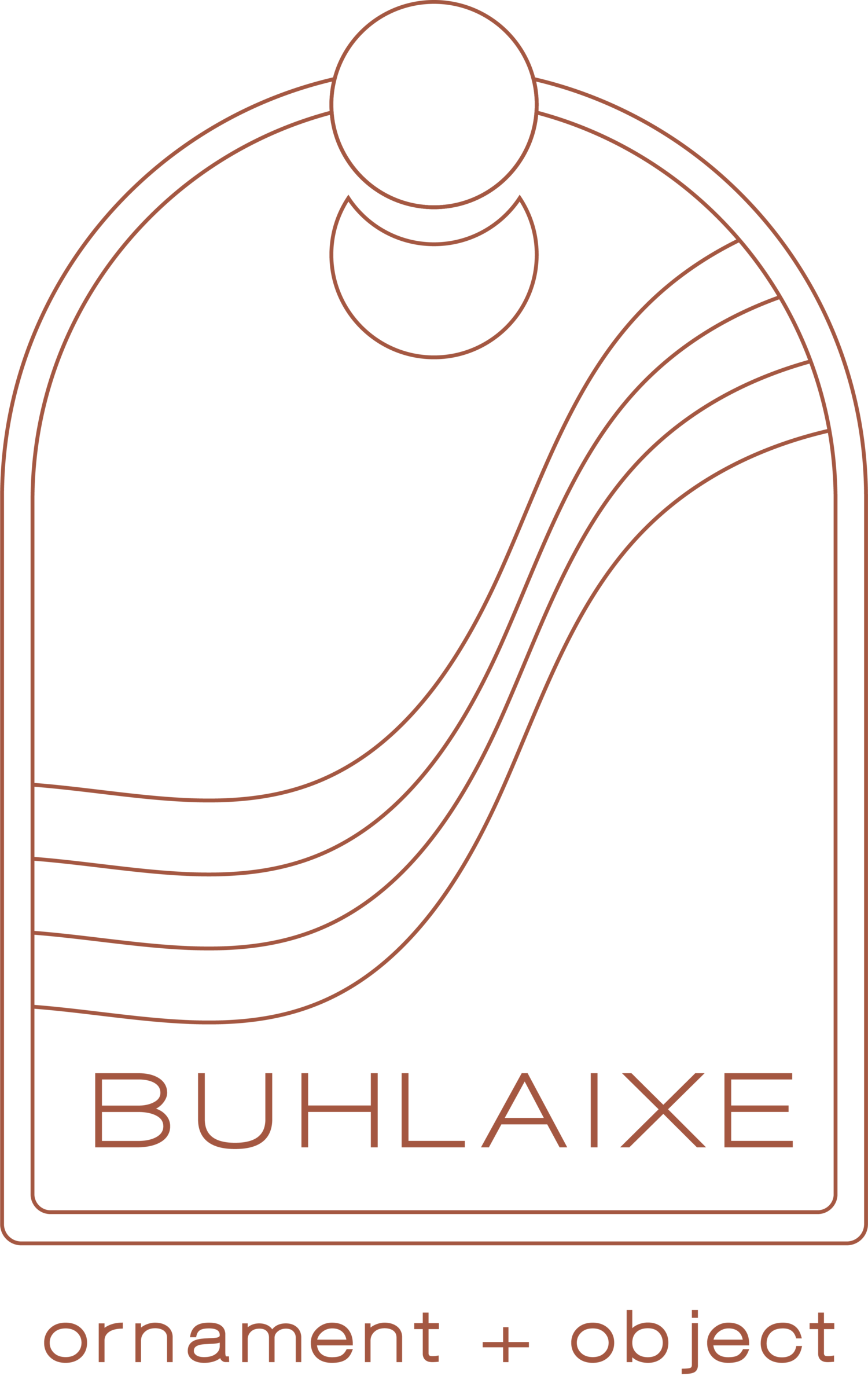 BUHLAIXE ornament + object