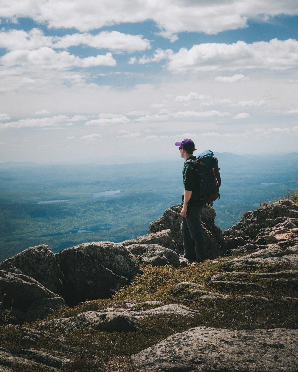 Mount Katahdin Views