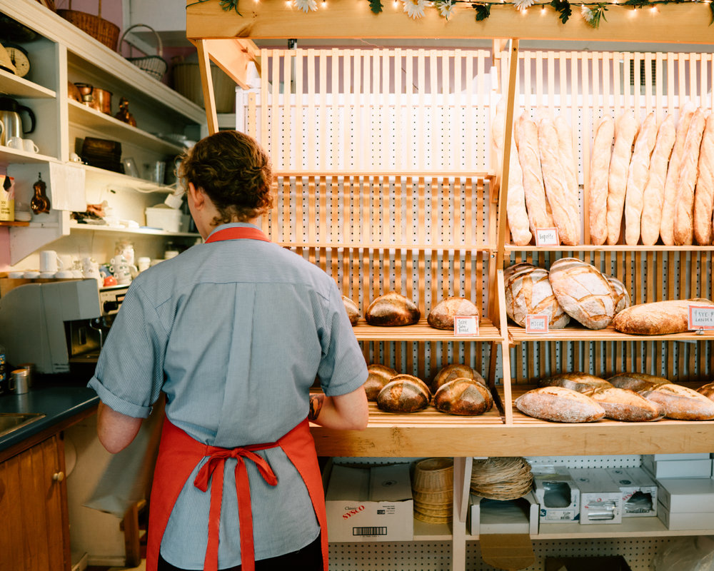 North Head Bakery Grand Manan