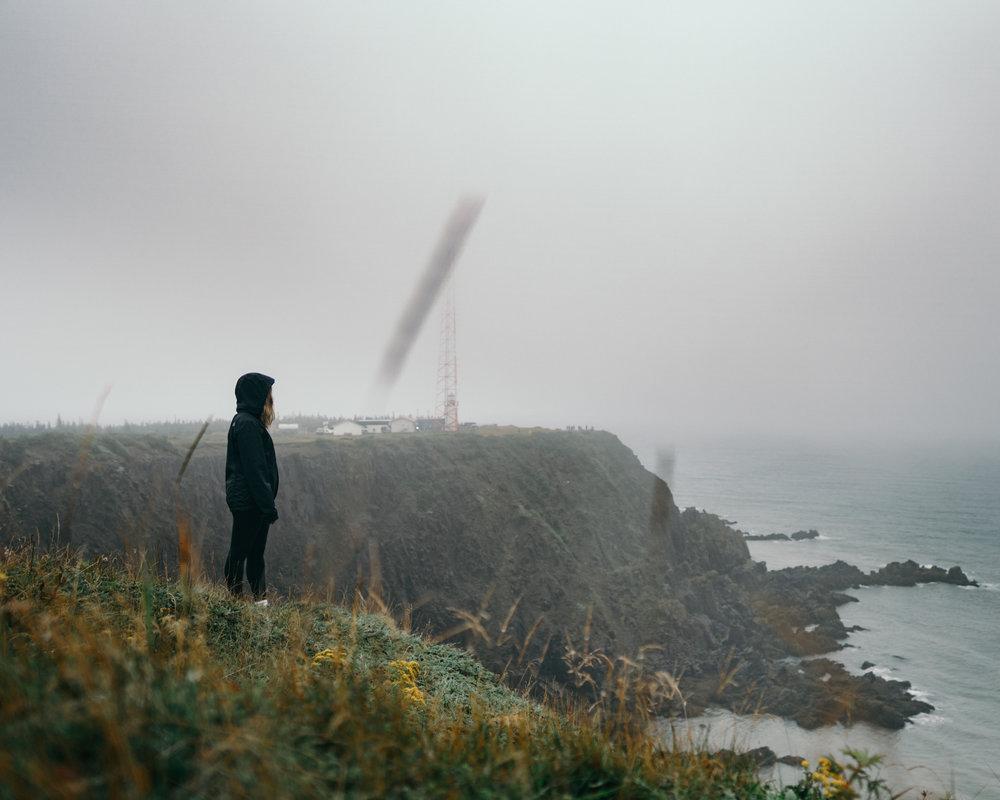 South Head Cliffs Grand Manan