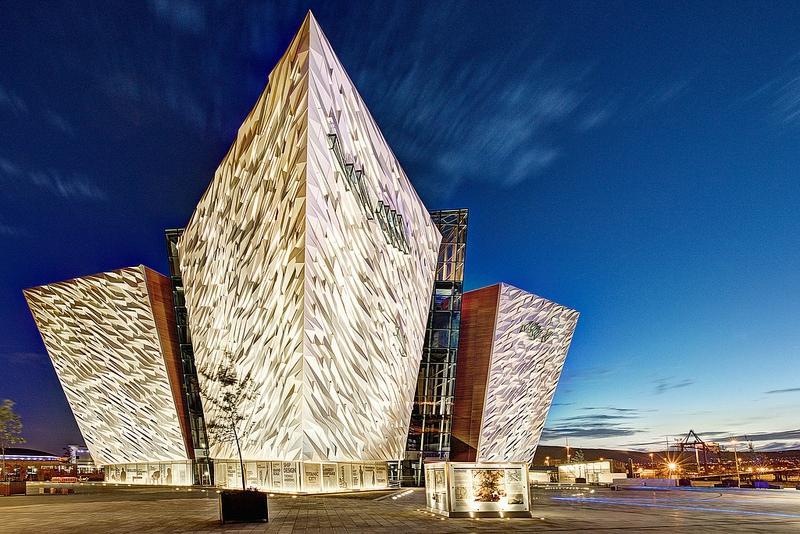 Titanic Museum , Belfast