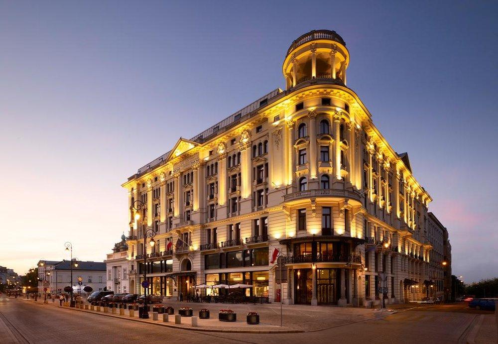 Hotel Bristol, Deluxe Rooms