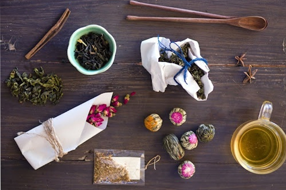 """Sprout - """"Make-Your-Own"""" Blooming Tea"""