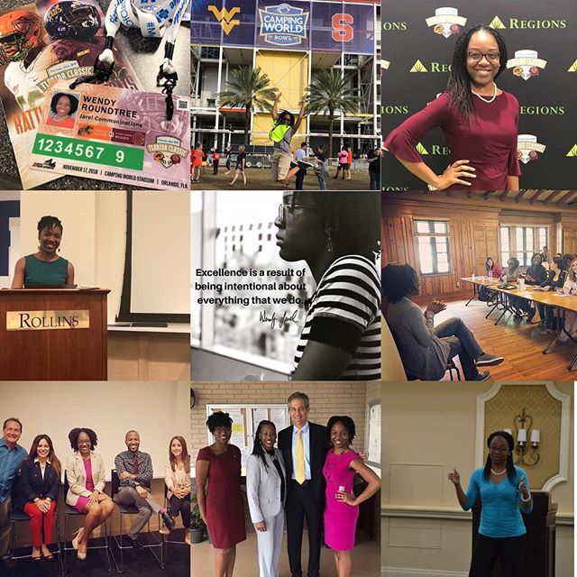 It's been a phenomenal first year and I couldn't have done it without the support of my family and friends! Thank you for your continued prayers (and business referrals!). Looking forward to an even more prosperous and impactful 2019! - @wendy__jarel #bestnine2018 #jarelcommunications #jarelcomm #publicrelations #socialmediamarketing #strategicplanning #communications #Orlando #blackgirlmagic✨ #womanpreneur #smallbusiness