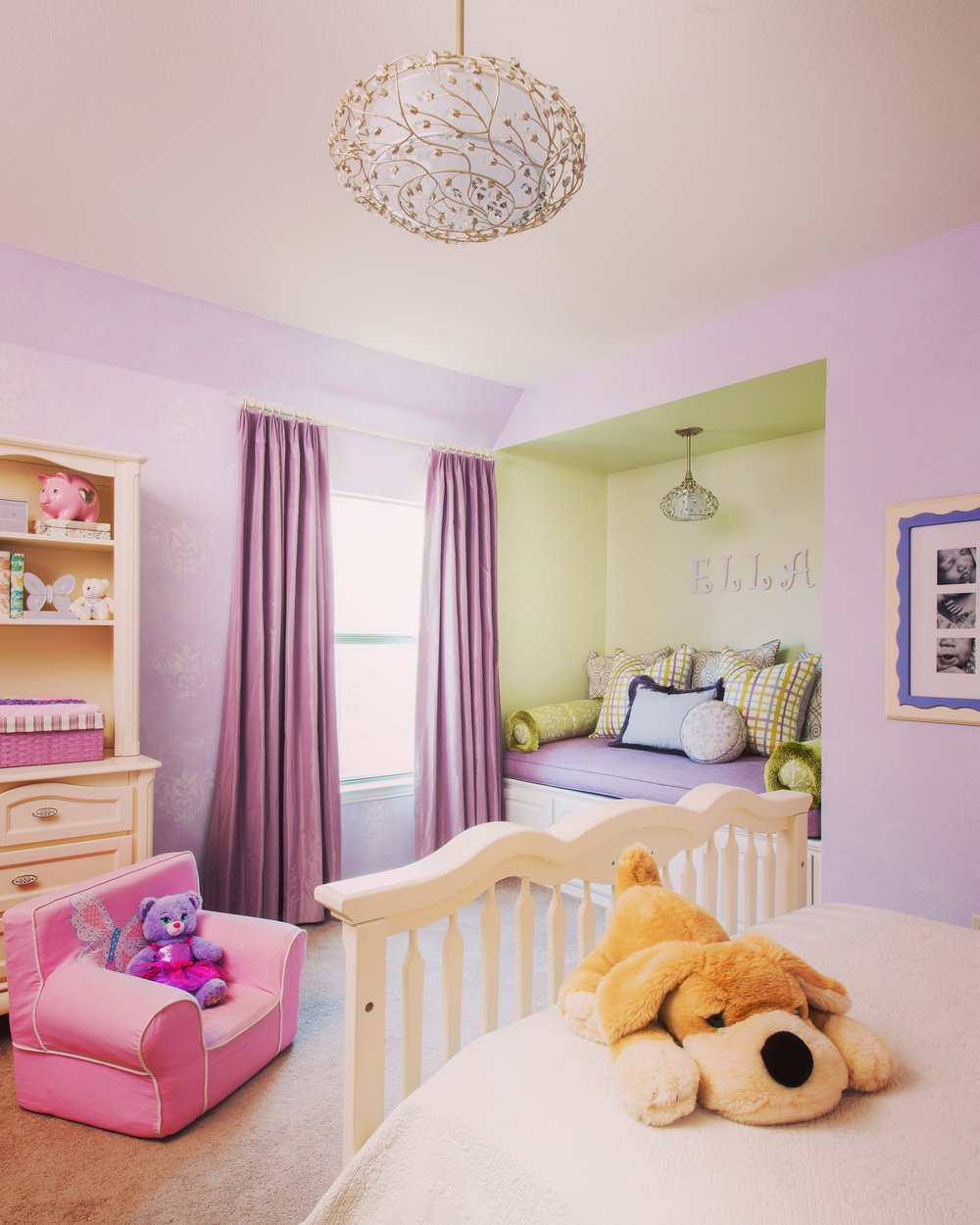 Sweet little girls room