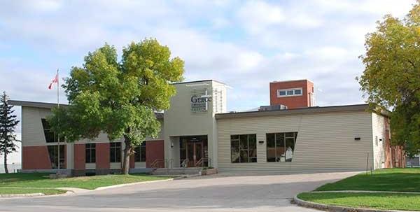 Grace Canadian Reformed Church - 730 Pandora Avenue West, Winnipeg, MB