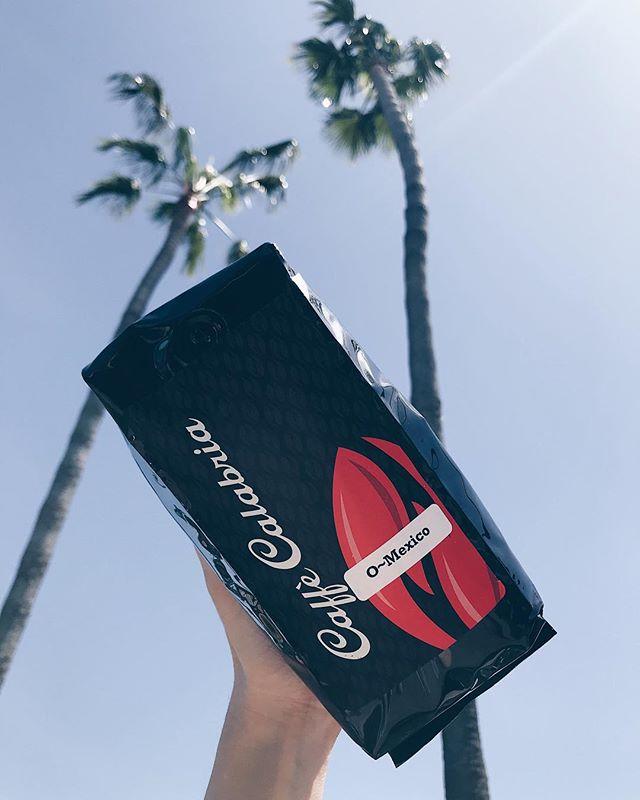 We are proud to serve Caffé Calabria, a local favorite. ☕️☕️☕️ #solanabeachcoffeecompany #caffecalabria #sandiego #solanabeach