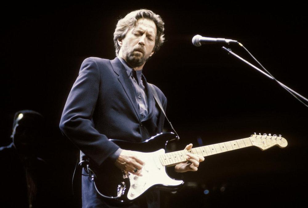 5. Eric Clapton