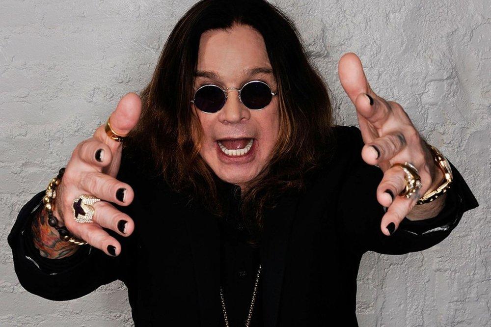 1. Ozzy Osbourne