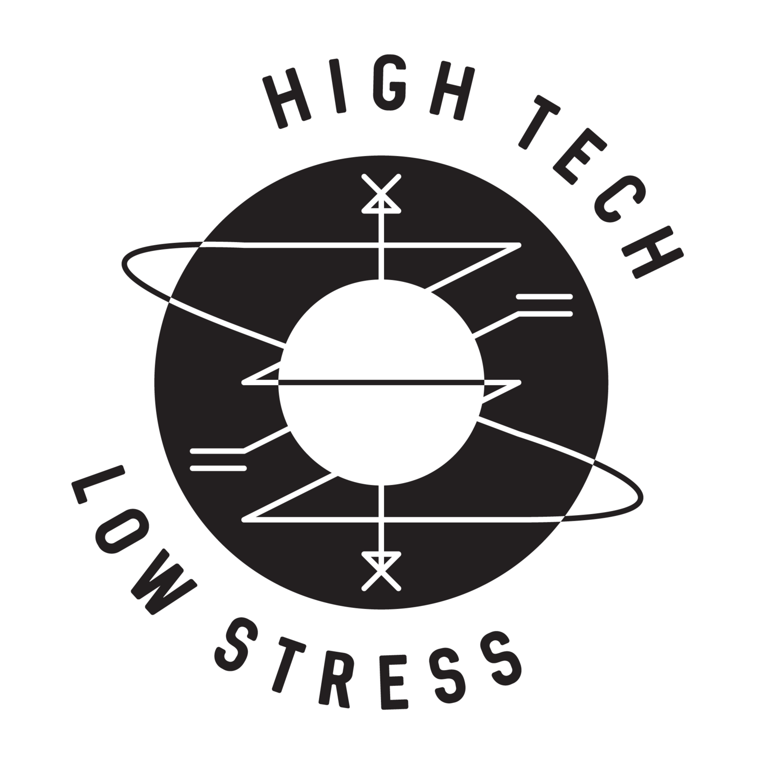 High Tech Low Stress