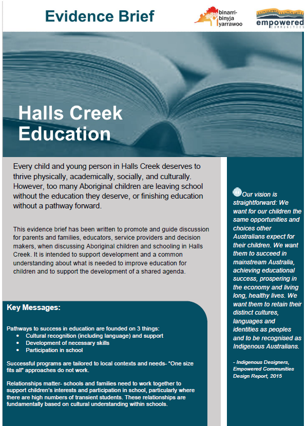 3EVIDENCE.3 Halls Creek Edu.Evidence Brief (2).png