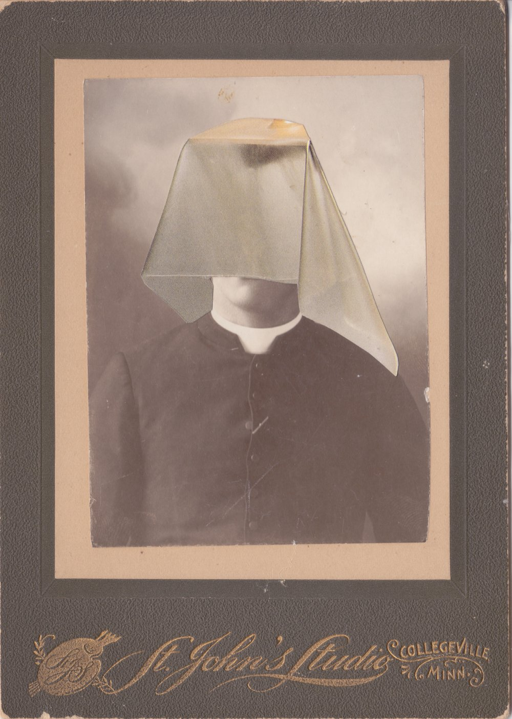 Studies in Early Photographic Absurdist Portraiture - fig. 1