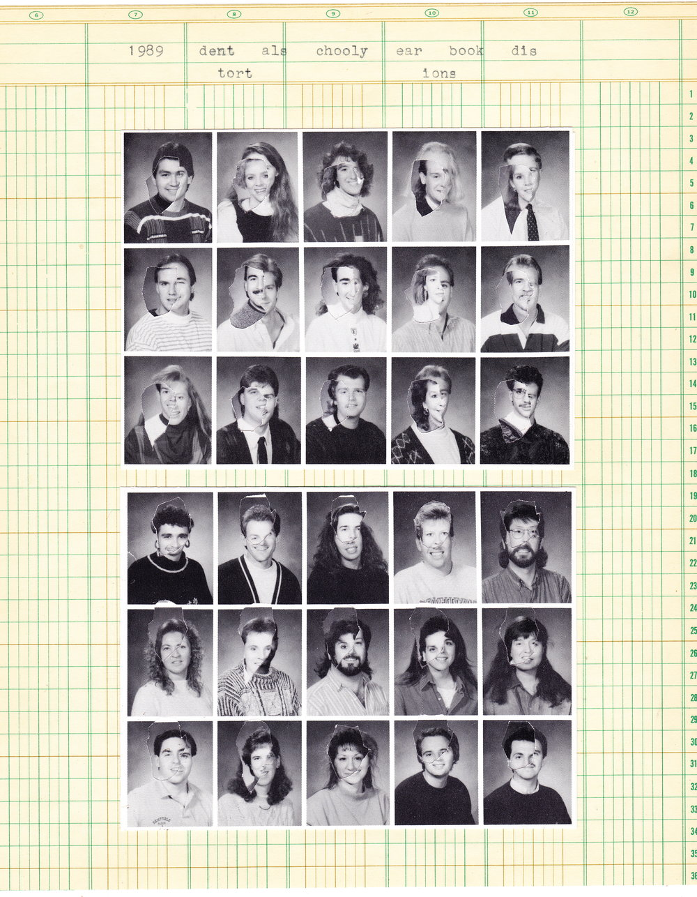1989 Dent Als Chooly Ear Book Dis Tort Ions