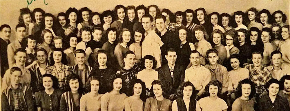 Wyandotte Dramatics Club - 1947