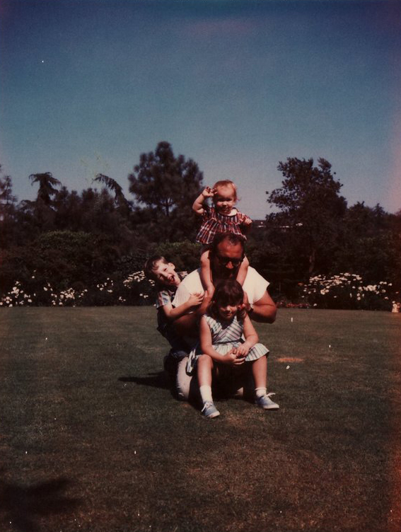 Tackled by the kids - 1969
