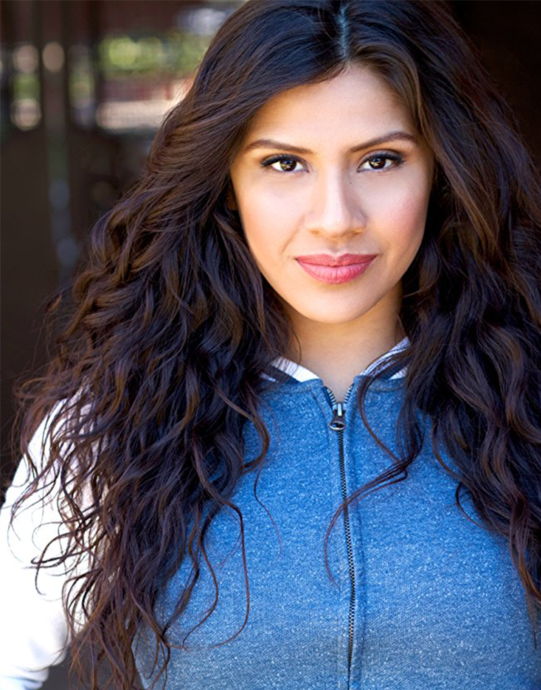 MELINNA BOBADILLA (Mariana) - Melinna Bobadilla is an actor, educator, voice over artist and activist who is passionate about the intersection of social justice and media/arts. Most recently, you may have seen her portraying the tough Pachuca 'Bertha' in the historic revival of Luis Valdez's Zoot Suit at the Mark Taper Forum in LA. She also portrayed Lidia in the upcoming MACRO digital media series GENTEfied, executive produced by and starring America Ferrera, which premiered at the 2017 Sundance Film Festival. Her first feature, SF Noir: The Other Barrio, in which she stars opposite Richard Montoya, continues to screen at festivals throughout the US. She holds an M.A. in Theater & Education from New York University and a BA from UC Berkeley in Ethnic Studies and Mass Communications. You can catch Melinna next in the National Hispanic Media Coalition's (NHMC) actor showcase in October 2018, co-hosting the Tamarindo Podcast (Latinx voices at the intersection of politics & pop culture) and in some Netflix programming she is bursting at the seams to share but isn't allowed to yet! Call her if you want to talk about Intersectional Feminism, Representation of Latinxs in TV/Film, or Selena.