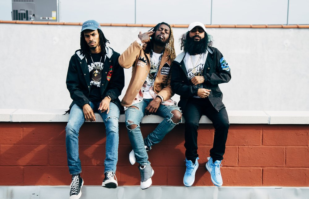 Flatbush Zombies Aims At Your Favorite Rapper In New ViH Single HEADSTONE
