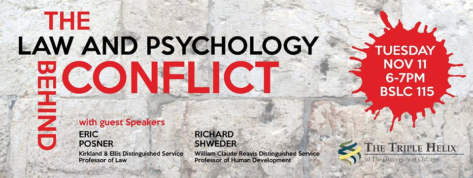 law and psychology behind conflict
