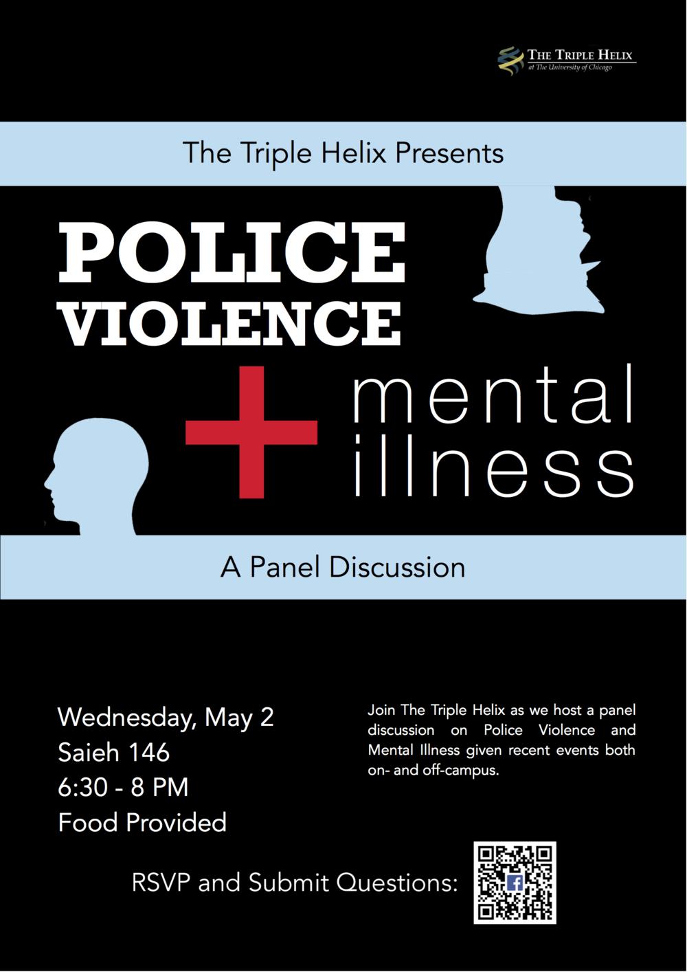Police Violence and Mental Illness