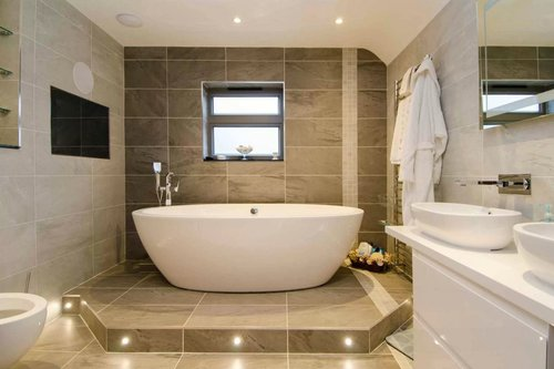 The Bathroom Remodeling Specialist Ballesteros Construction - Bathroom remodeling geneva il