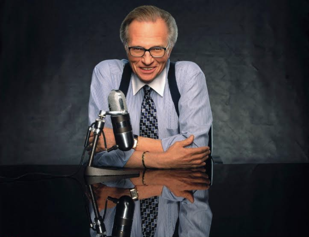 Featured Talk: Larry King - Hear Cal's conversation with Larry King, out now on Cal's podcast,