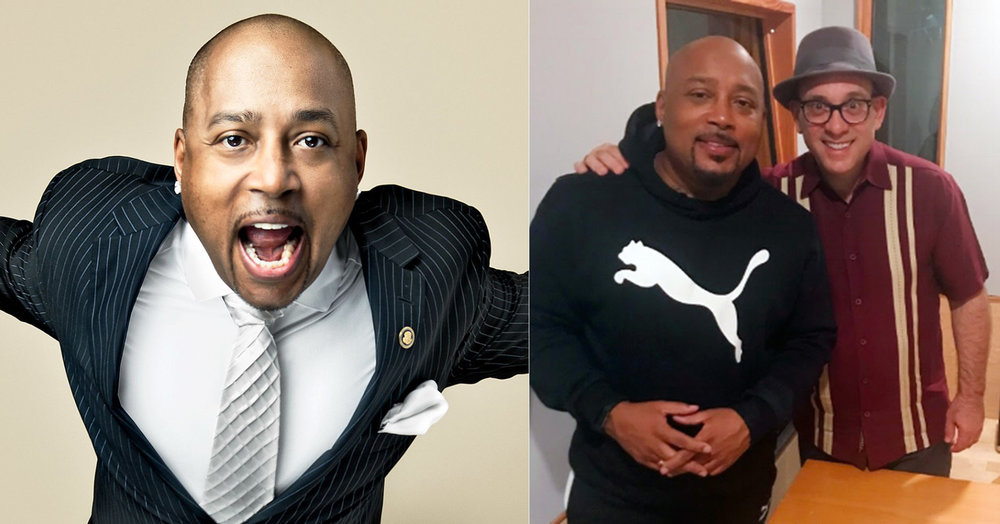 Daymond John - On Goals and Grinding