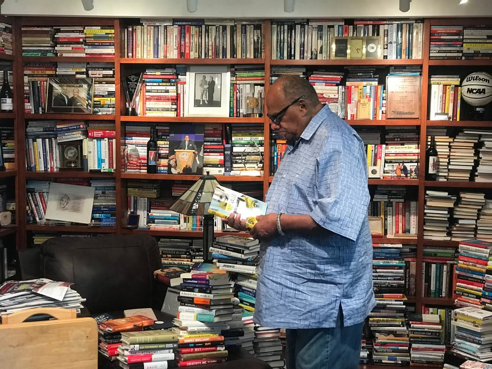 George Raveling - On the Power of Books