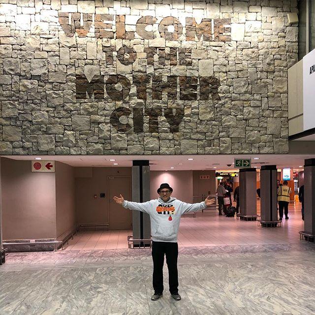 Hello Cape Town!