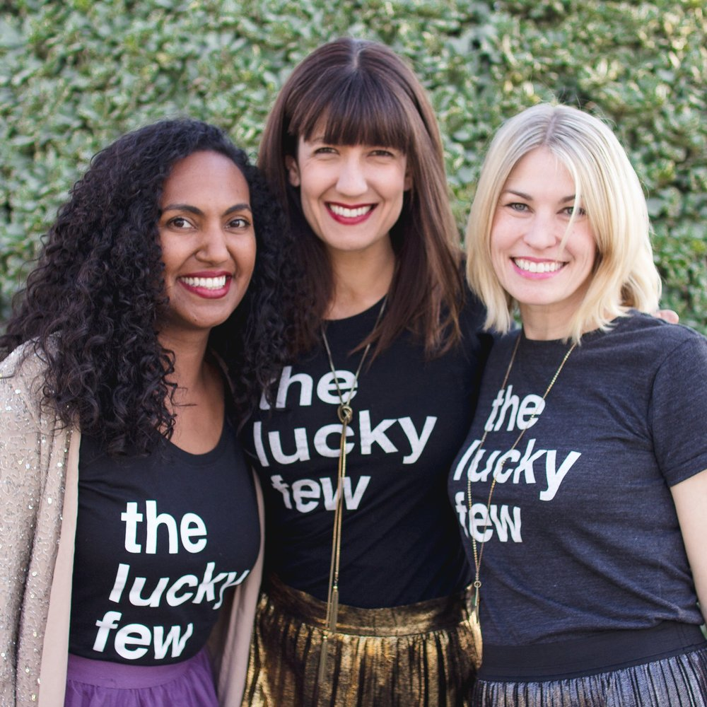 Episodes — the lucky few podcast