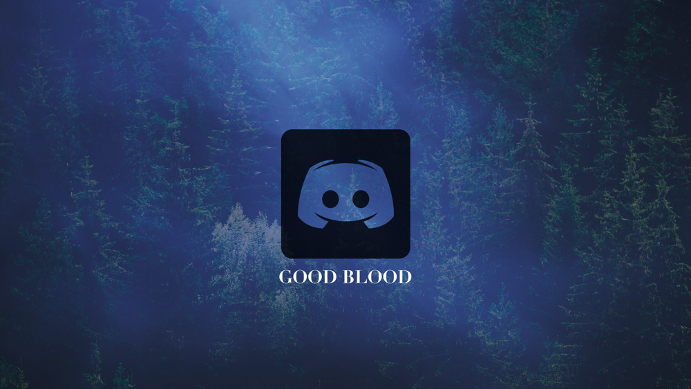 Let's Connect - Let's talk about Zelda over at the new Good Blood discord.