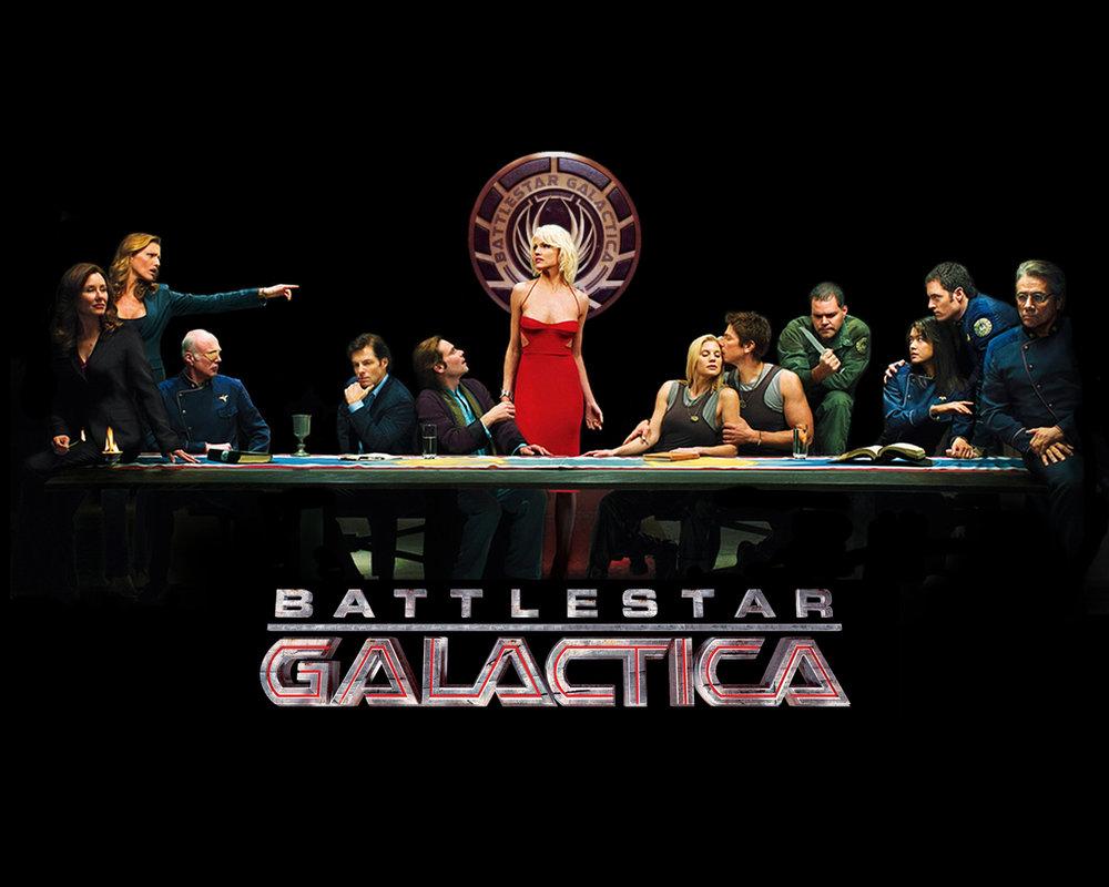 Battlestar Galactica Film Score