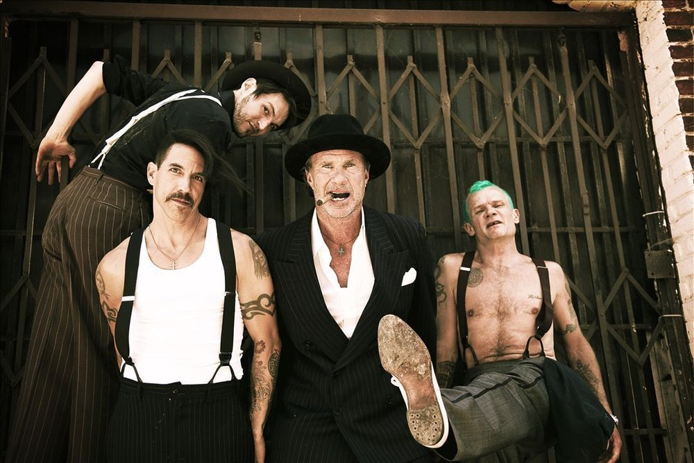 Copy of Red Hot Chili Peppers