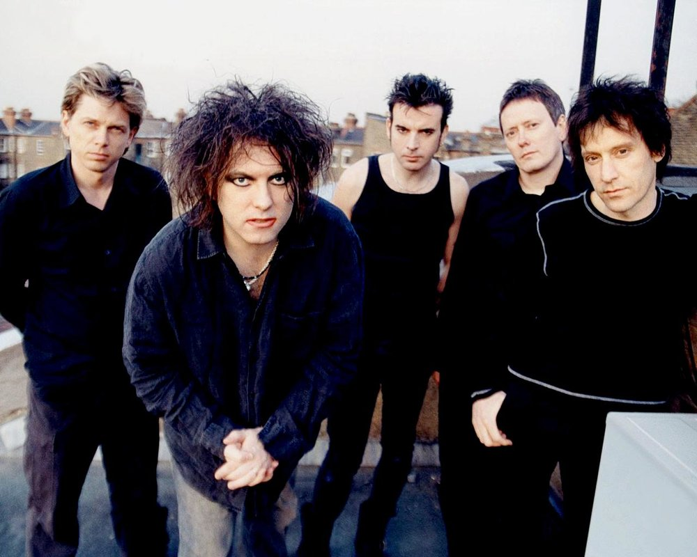 Copy of The Cure