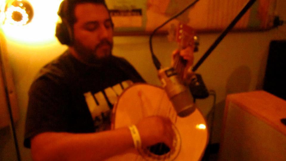 Recording Guitarron.jpg