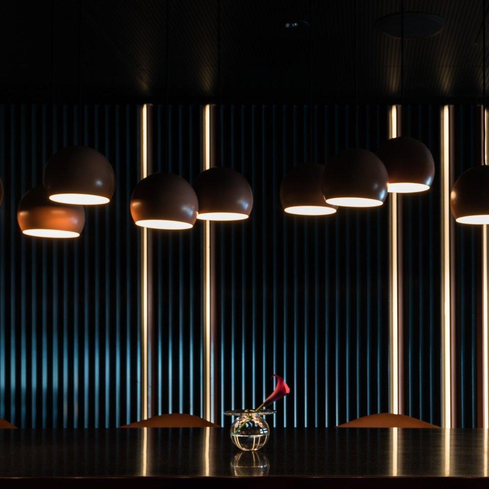 Restaurant, Ling Ling-Hakkasan - Radius Design