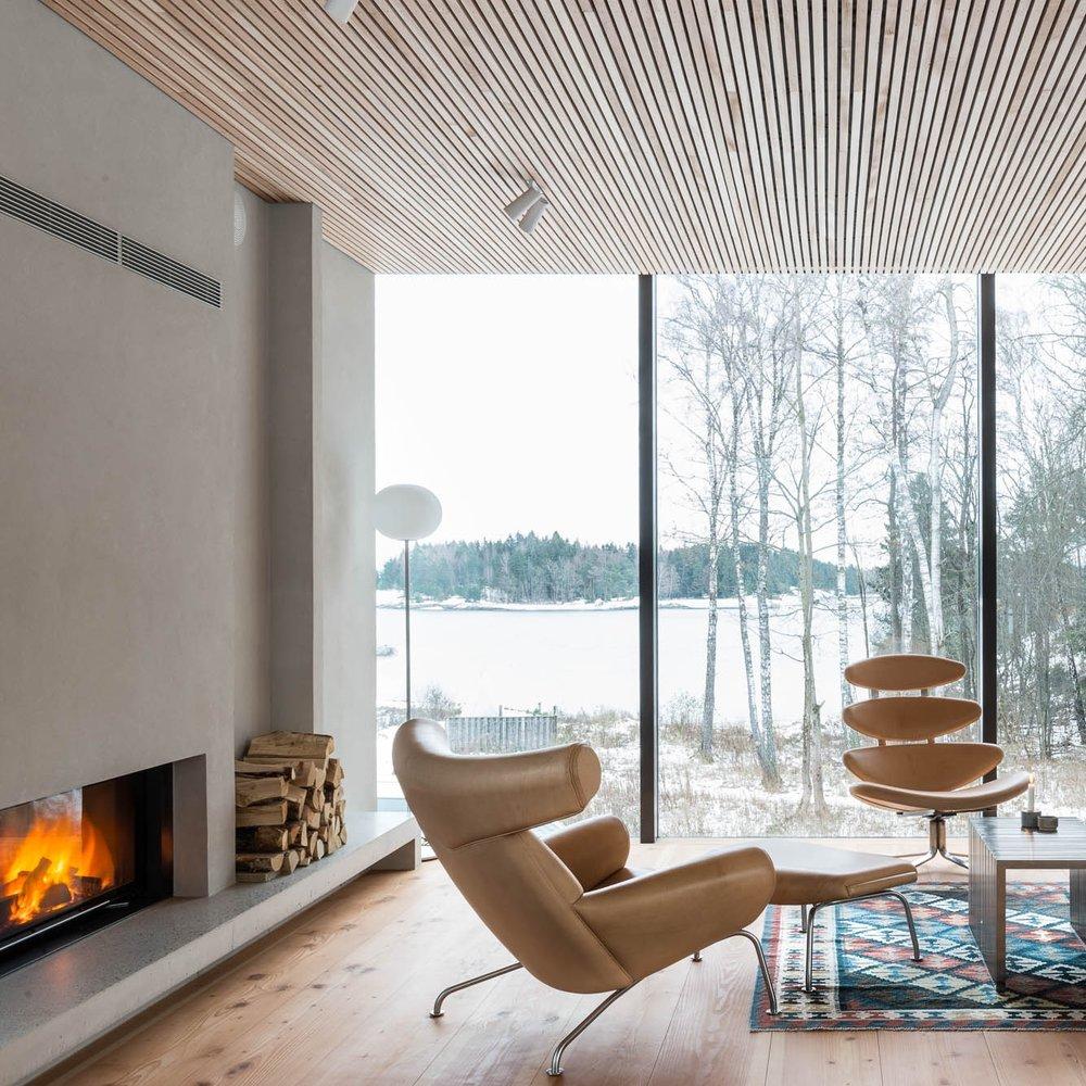 Villa Tolo - Iark og Lund Hagem Arkitekter