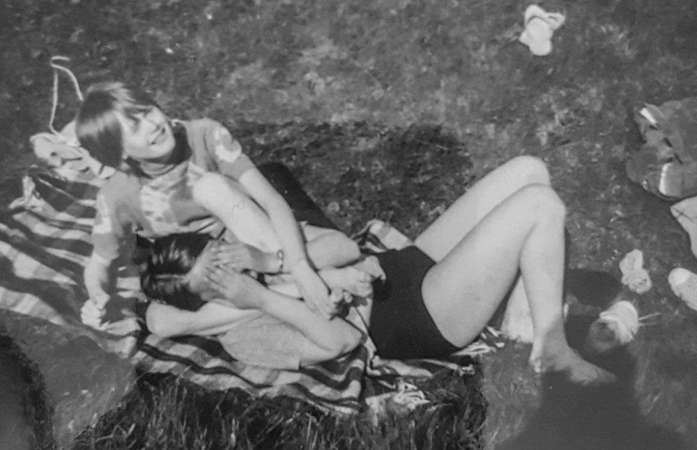 1970 - Hulda, Hulda Kolla